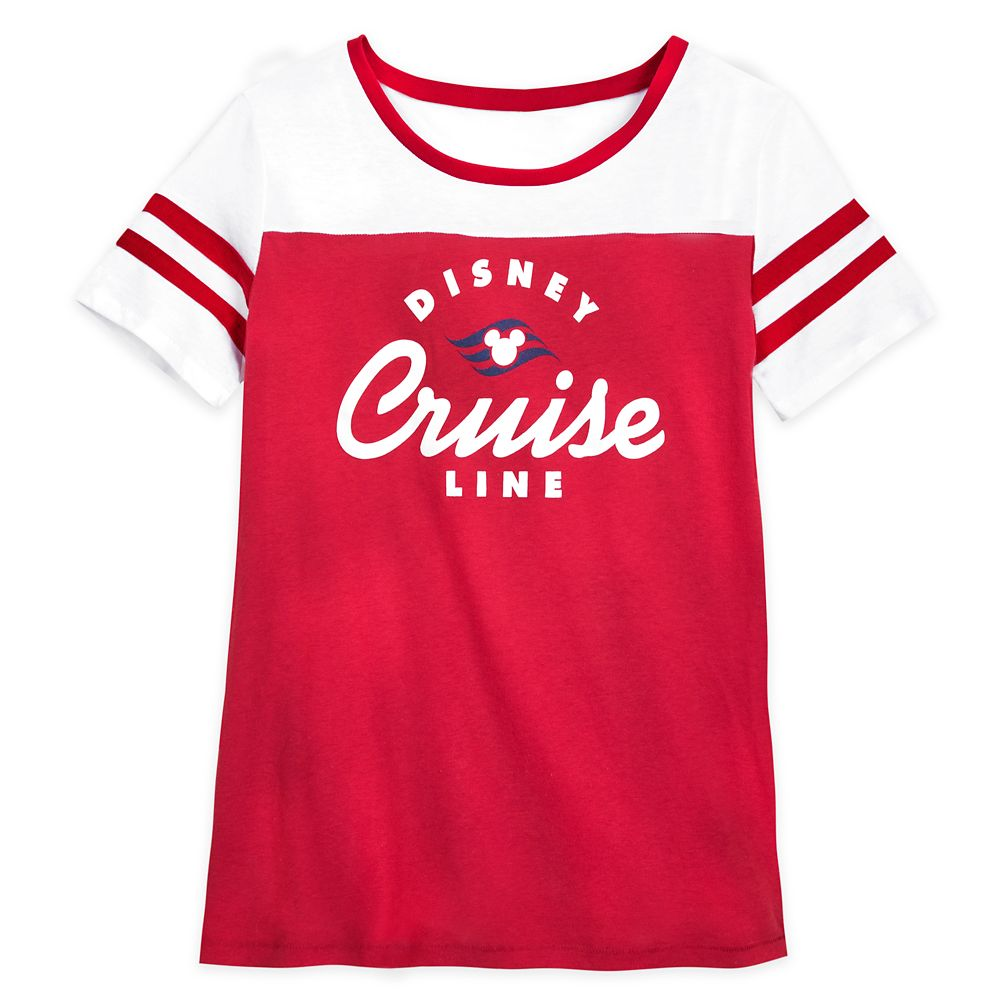 Disney Cruise Line Athletic Shirt for Women