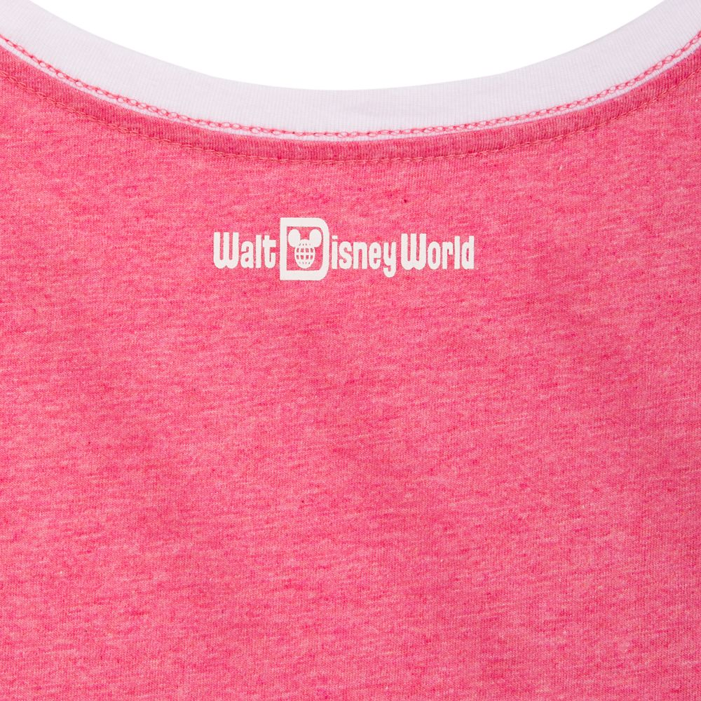 Mickey Mouse and Friends Ringer T-Shirt for Women – Walt Disney World