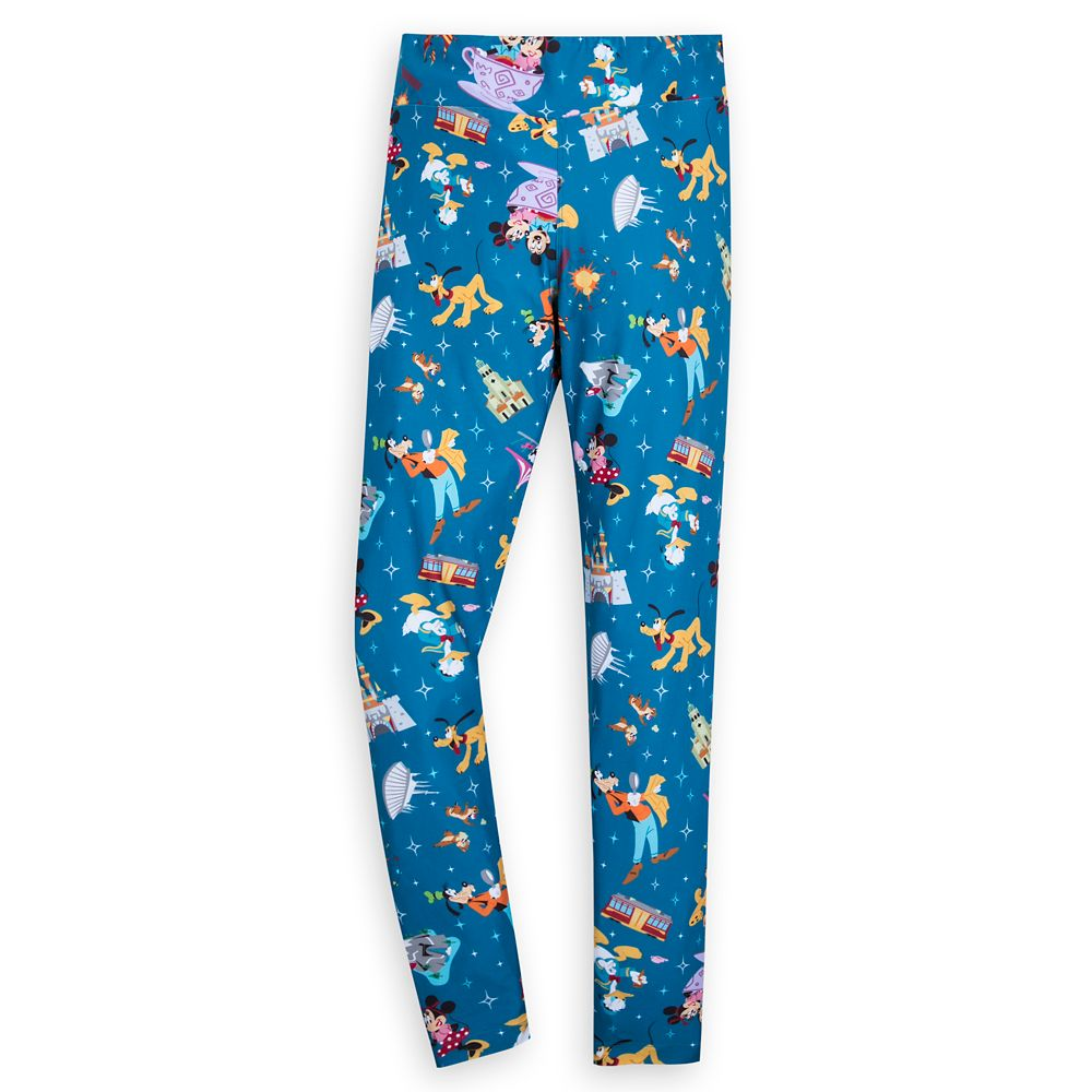 Mickey Mouse and Friends Leggings for Women – Disneyland