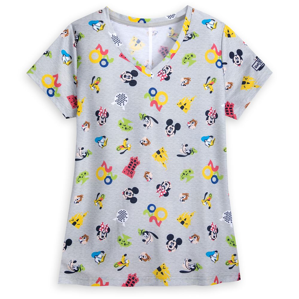 Mickey Mouse and Friends T-Shirt for Women – Walt Disney World 2020