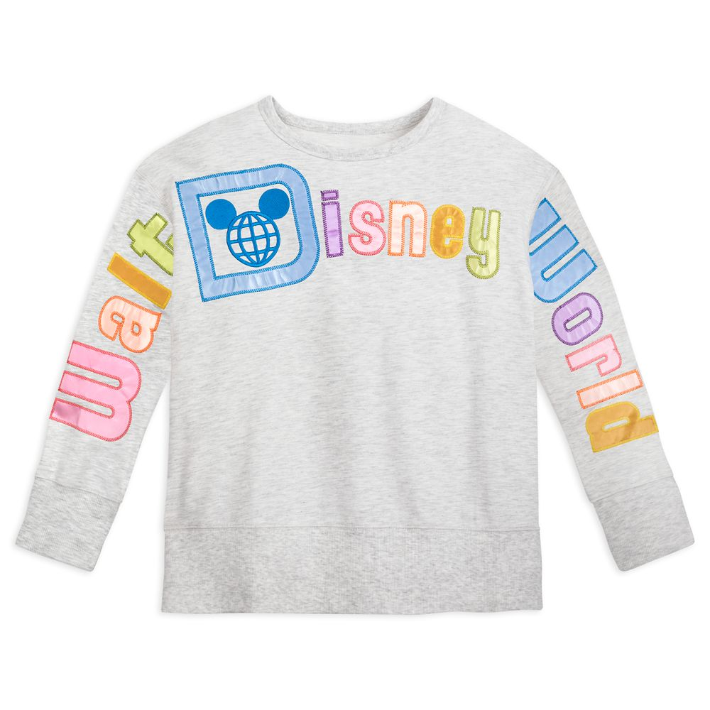 Walt Disney World Pullover Top for Women