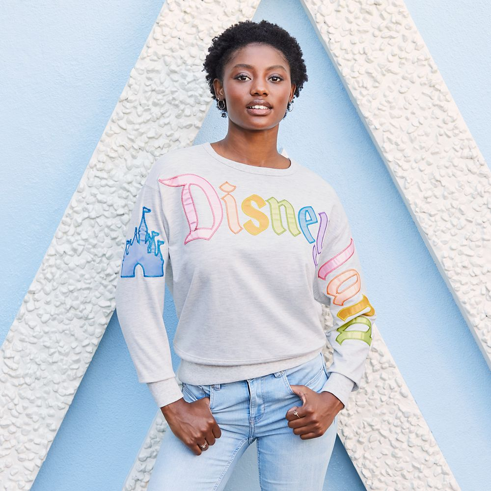 Disneyland Pullover Top for Women