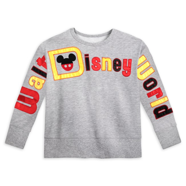 Mickey Mouse Pullover Top for Women – Walt Disney World