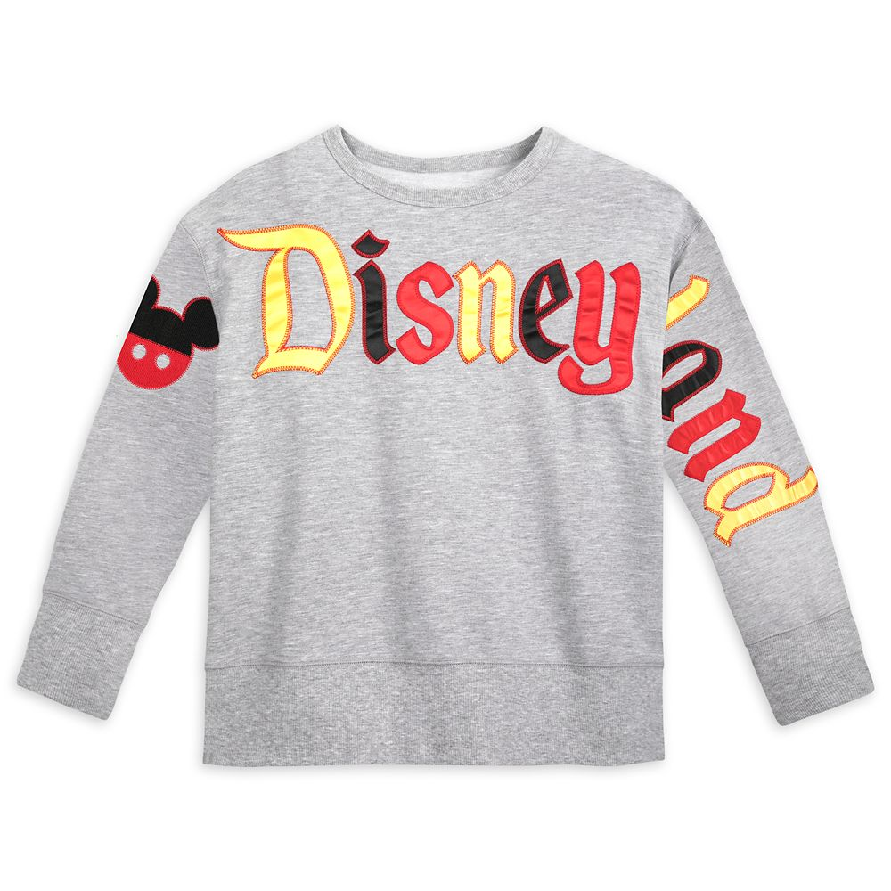 Mickey Mouse Pullover Top for Women – Disneyland