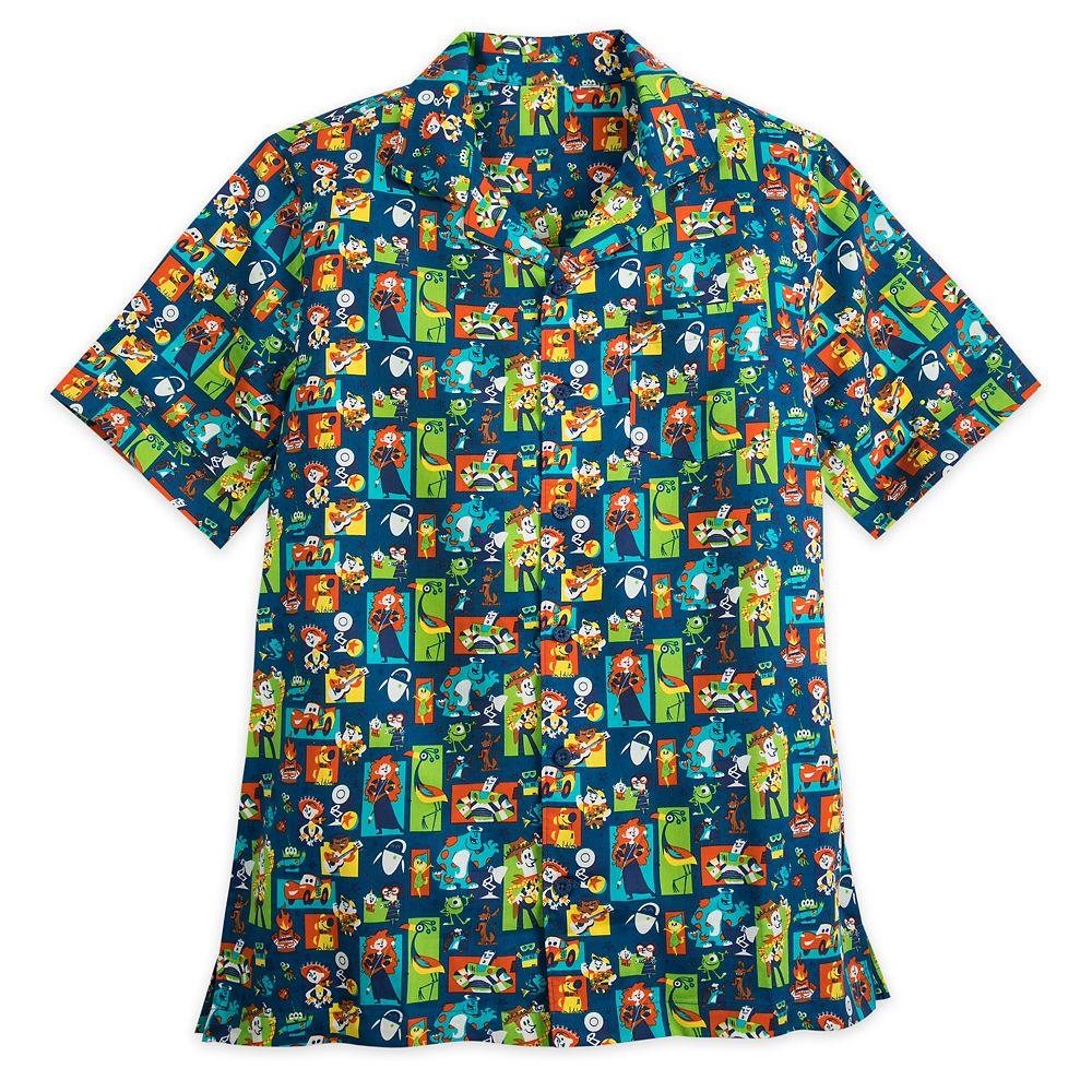 Pixar Woven Shirt for Men