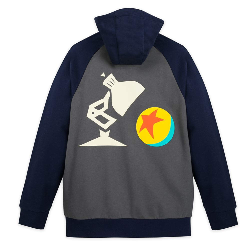 PIXAR Zip Hoodie for Men