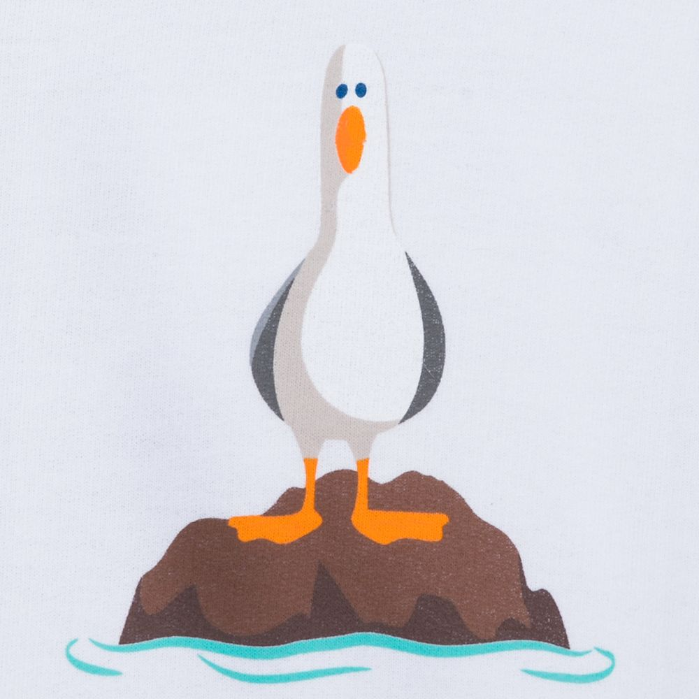 Seagulls Hoodie for Adults – Finding Nemo