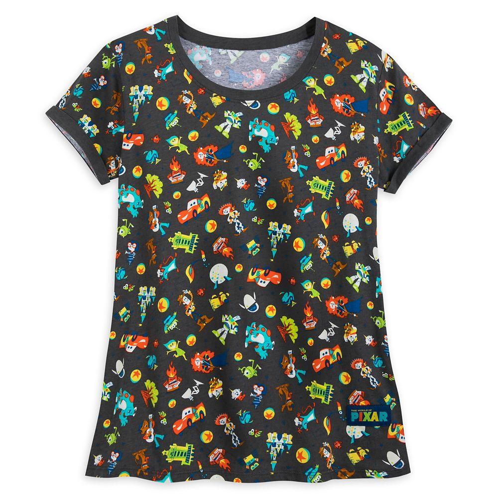 The World of Pixar T-Shirt for Women