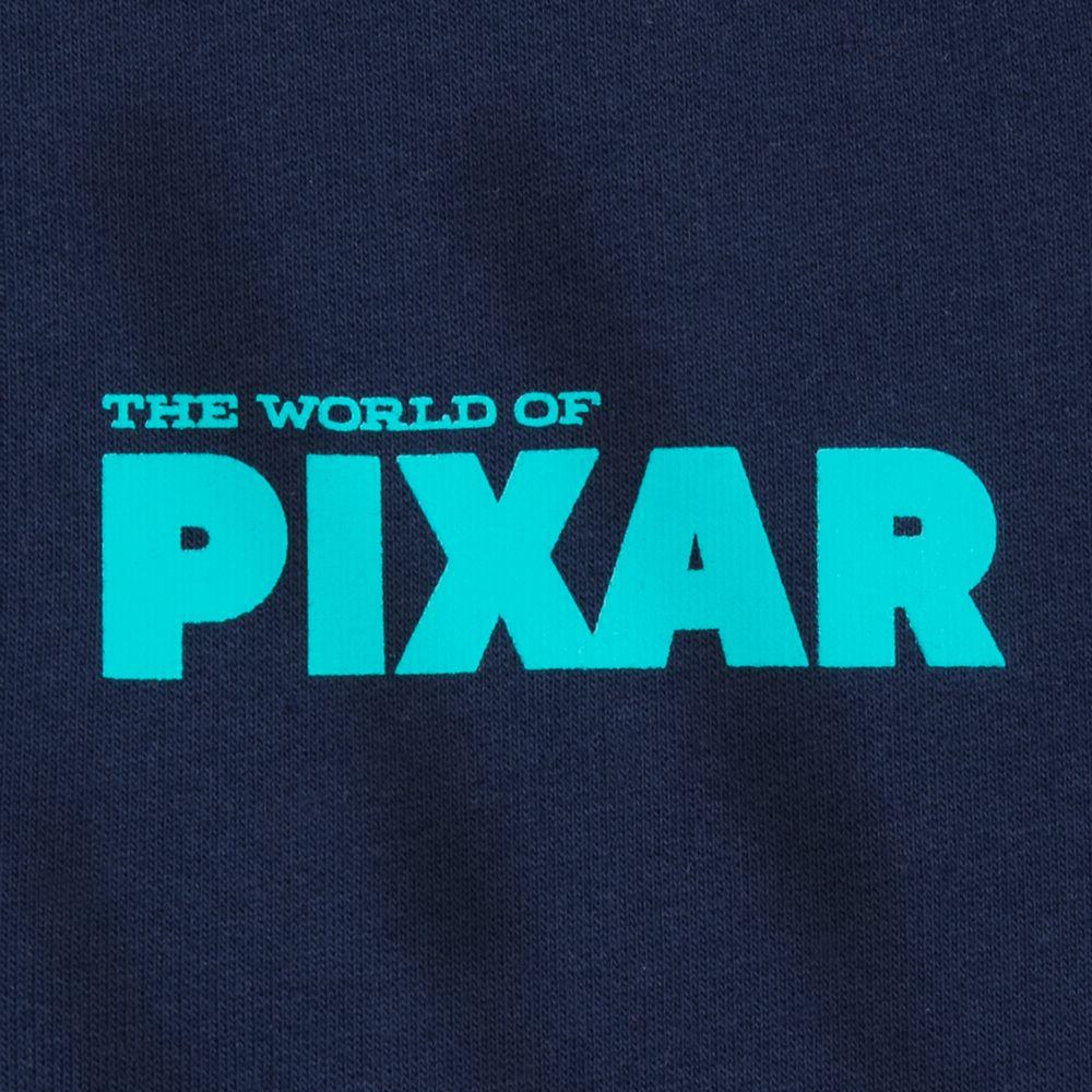 The World of Pixar Zip-Up Hoodie for Women