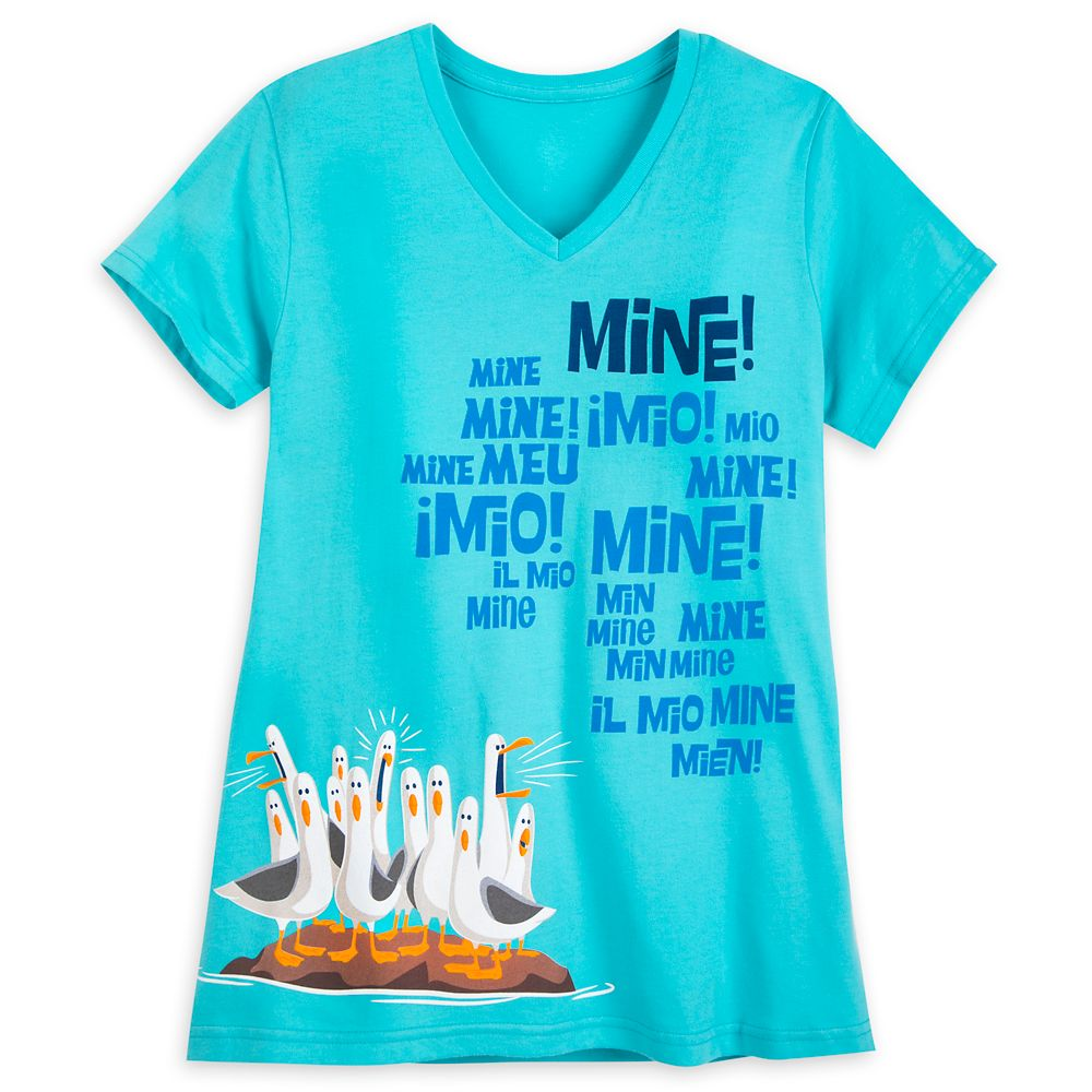 Seagulls T-Shirt for Women – Finding Nemo