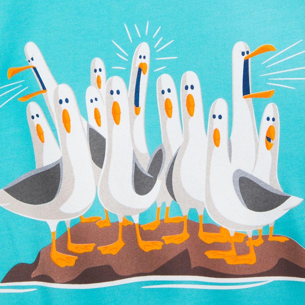 Seagulls T-Shirt for Women – Finding Nemo