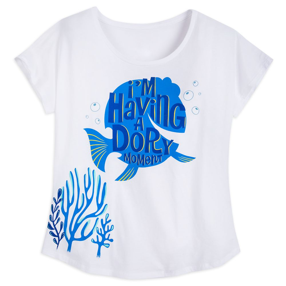 Dory T-Shirt for Women – Finding Nemo