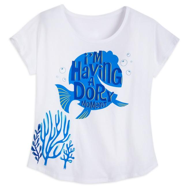 Dory T-Shirt for Women – Finding Nemo