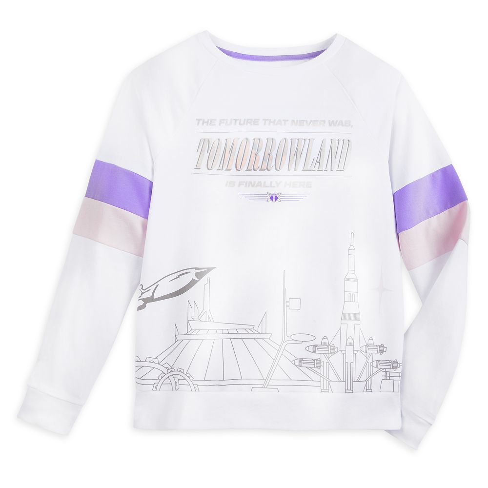 Tomorrowland Fashion Sweatshirt for Women
