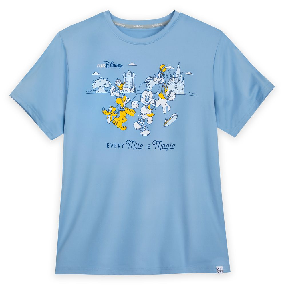 Mickey Mouse and Friends runDisney Performance T-Shirt for Men