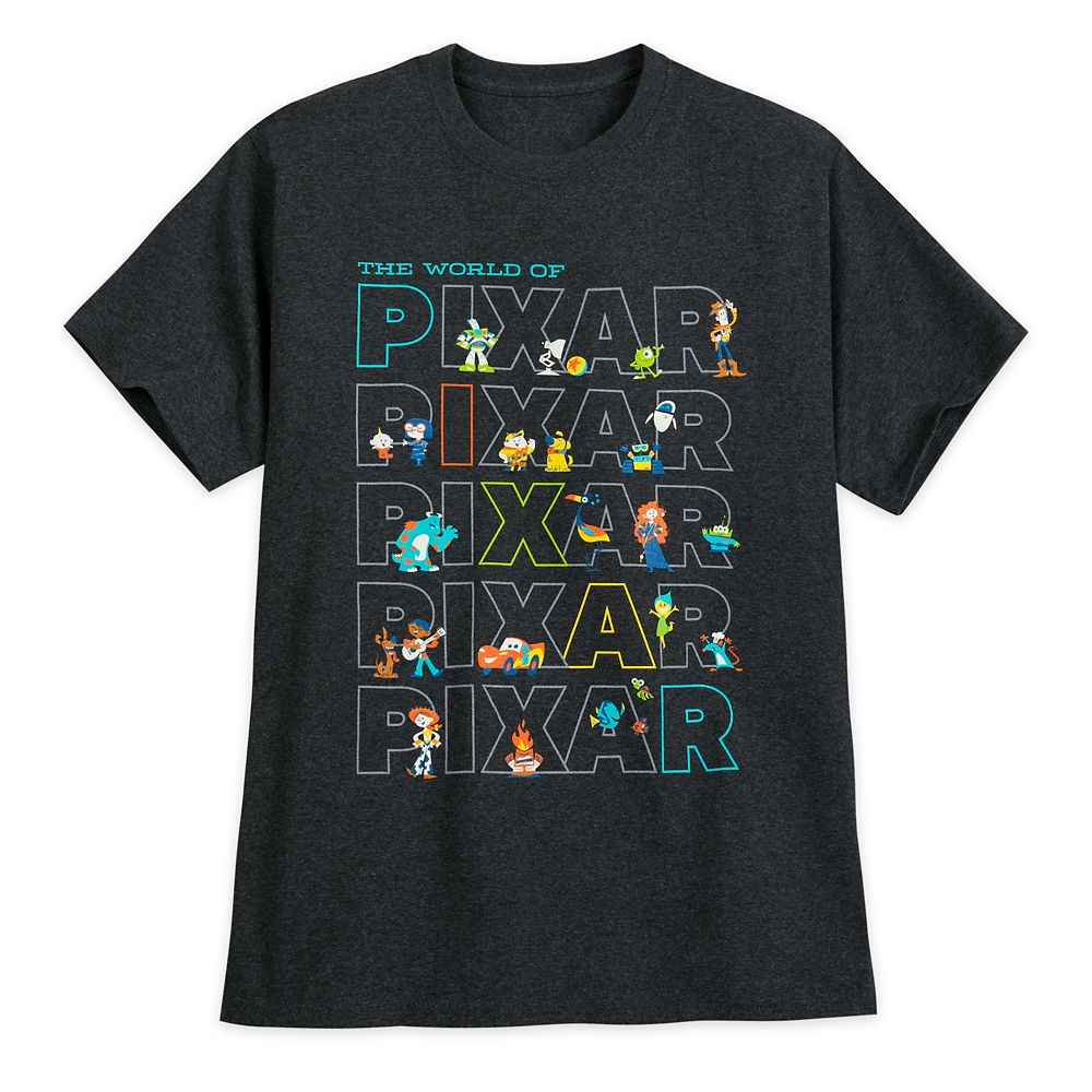 PIXAR T-Shirt for Adults