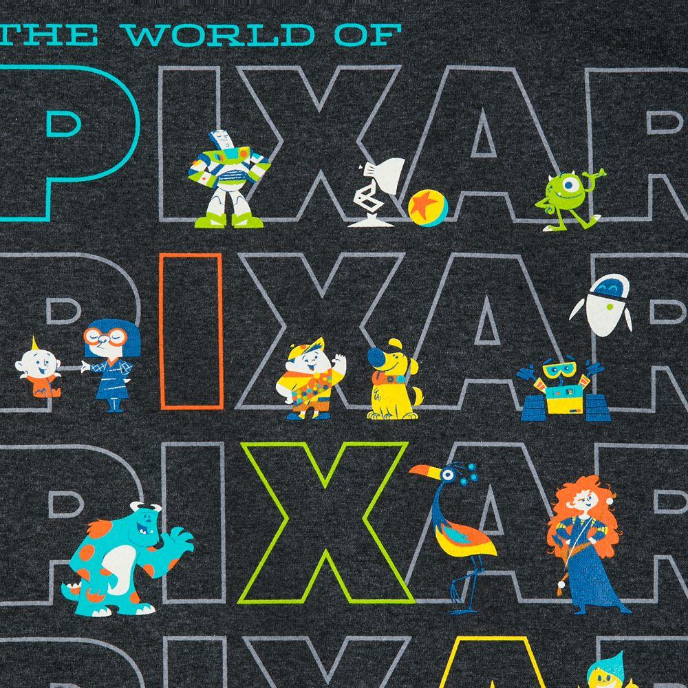 PIXAR T-Shirt for Adults