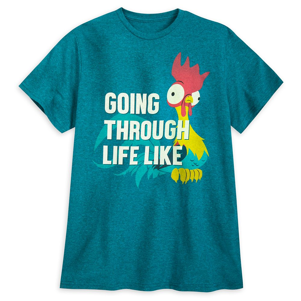 Hei Hei T-Shrt for Adults – Moana
