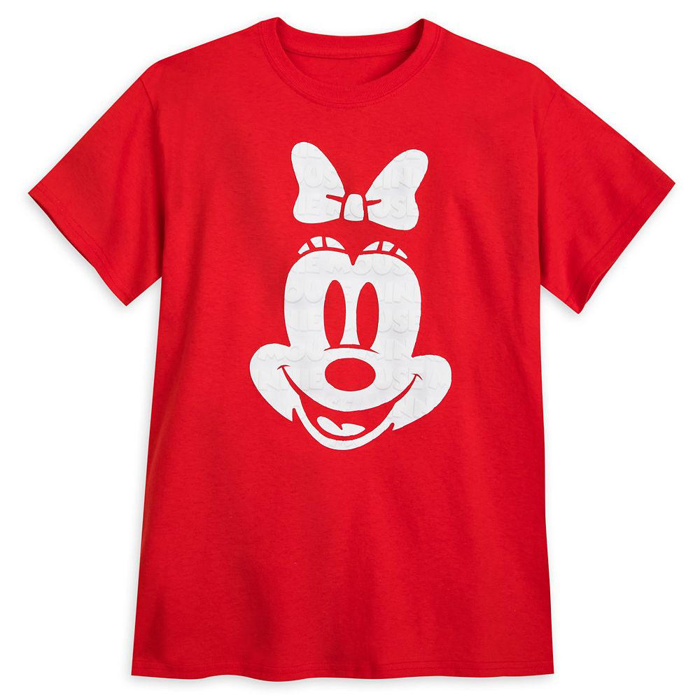 Minnie Mouse T-Shirt for Adults