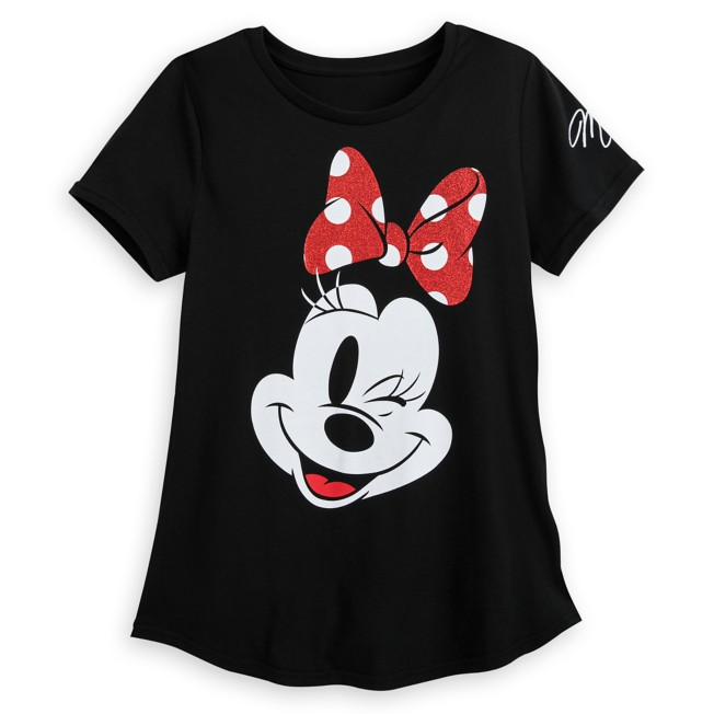 Minnie Mouse Fashion T-Shirt for Women