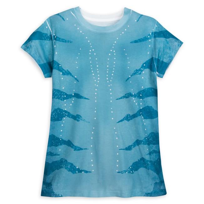 Na'vi T-Shirt for Women – Pandora – The World of Avatar