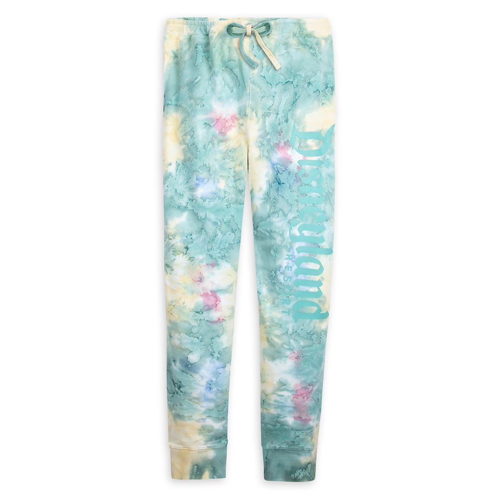 Disneyland Resort Pigment Dyed Jogger Pants for Men