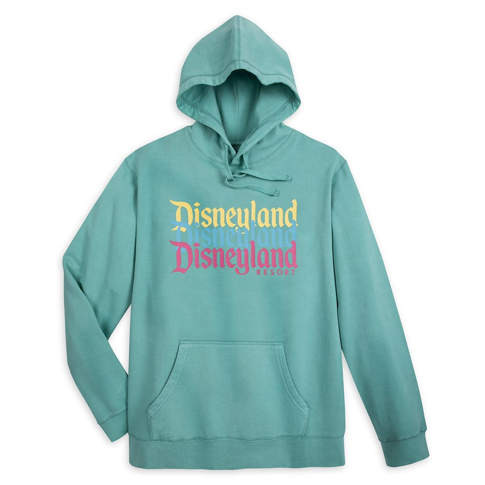 Disneyland Logo Pullover Hoodie for Adults