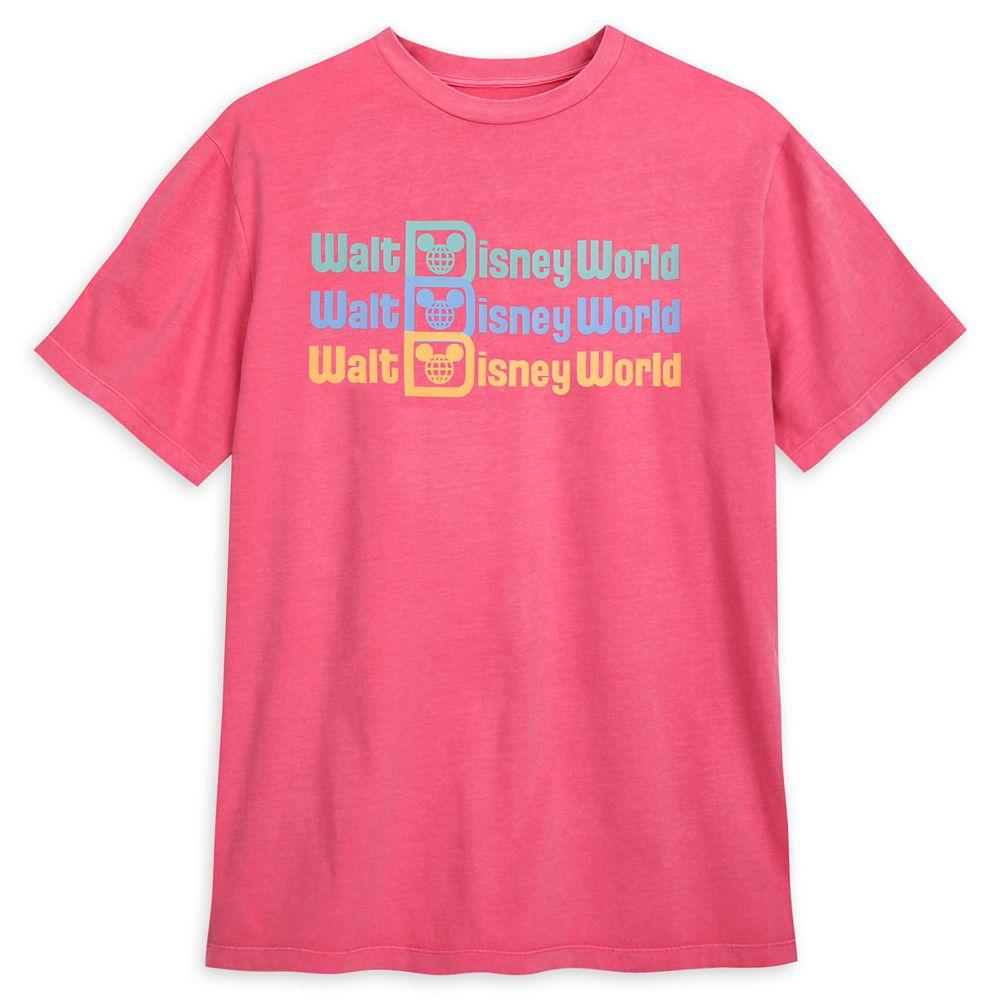 Walt Disney World Logo T-Shirt for Adults