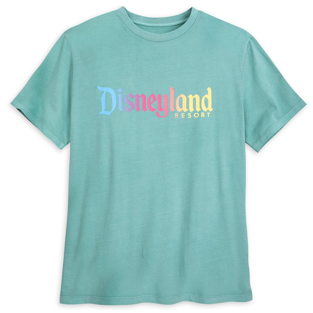 Disneyland Logo T-Shirt for Adults