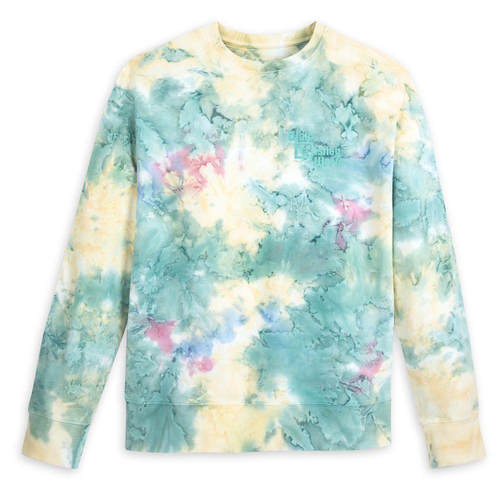 Walt Disney World Pigment Dye Sweatshirt for Adults