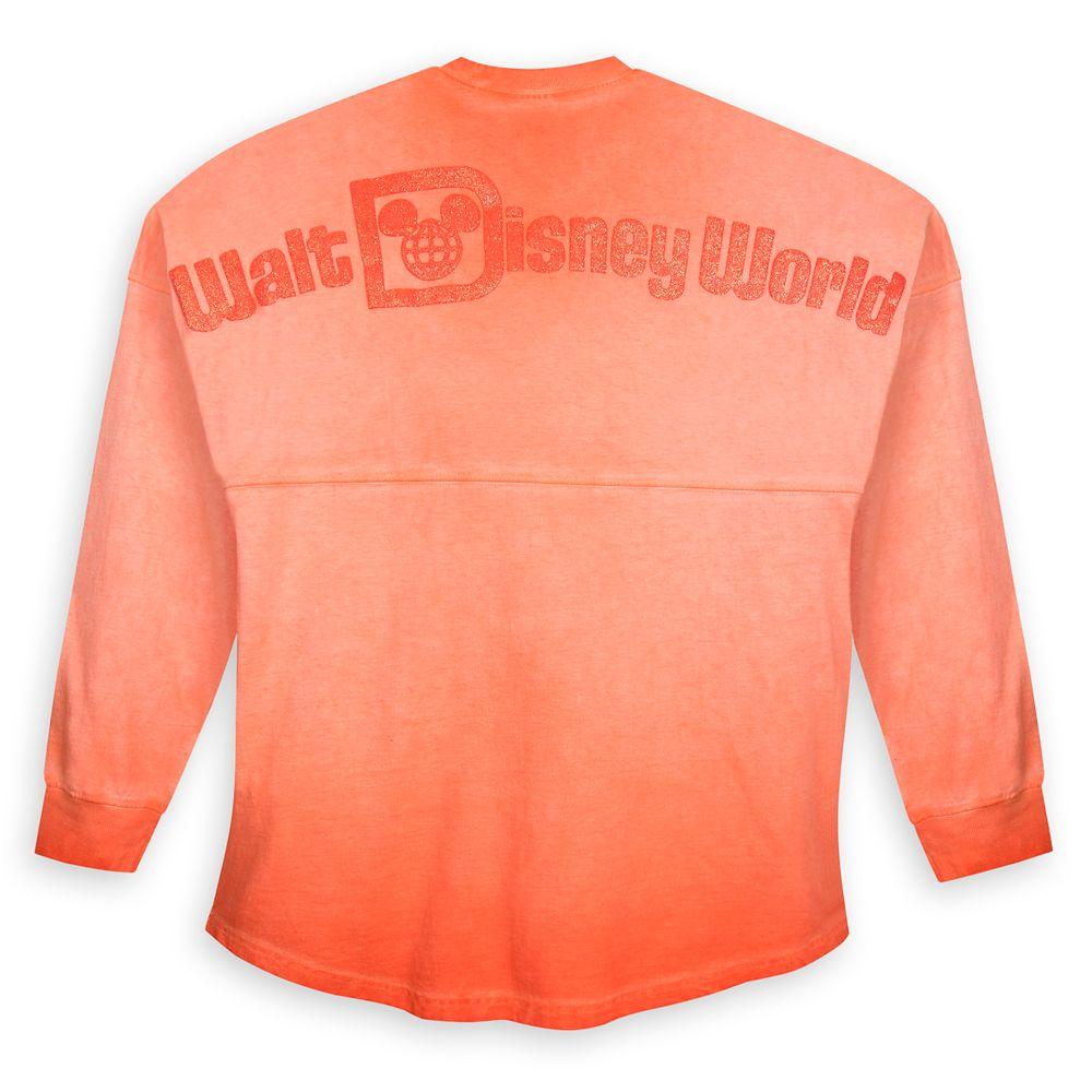 Walt Disney World Spirit Jersey for Adults – Coral