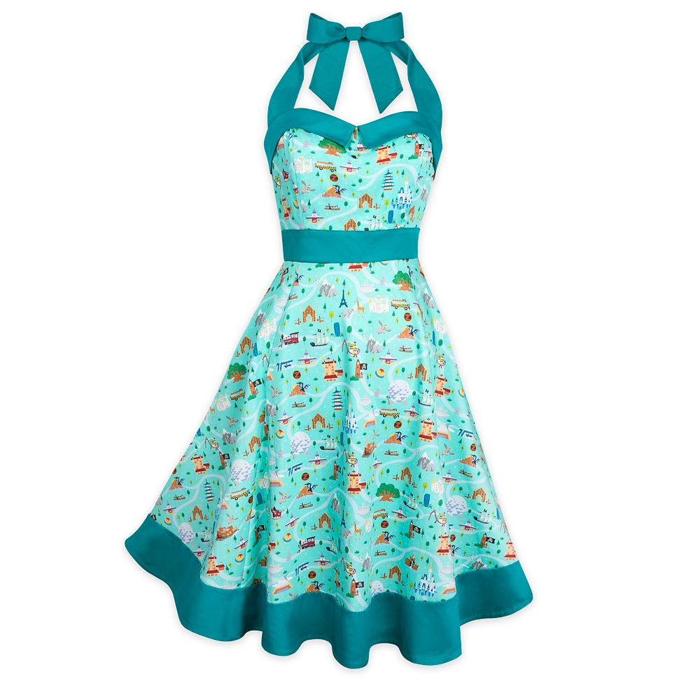 Walt Disney World Halter Dress for Women