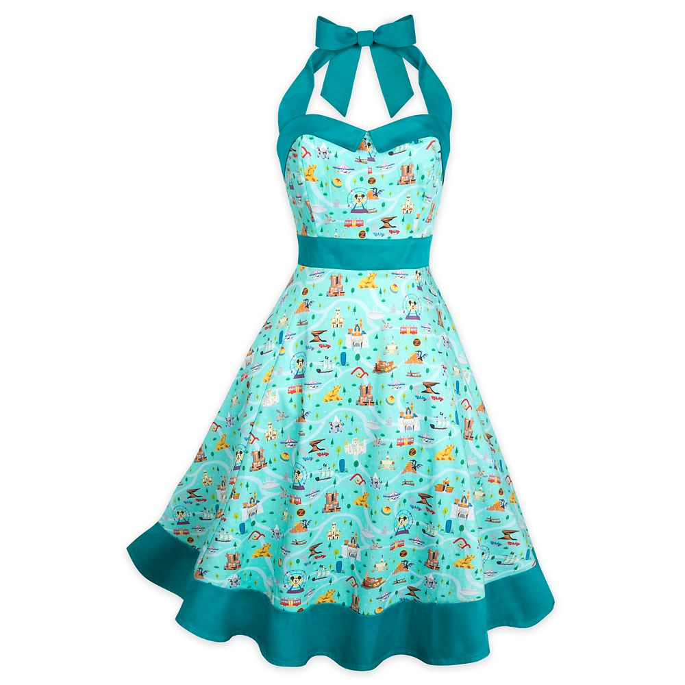 Disneyland Halter Dress for Women
