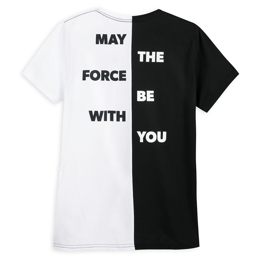 Star Wars ''May the Force Be with You'' T-Shirt for Women by Her Universe