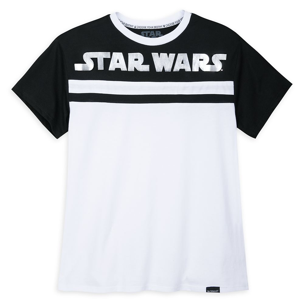 Star Wars Logo T-Shirt for Women by Her Universe