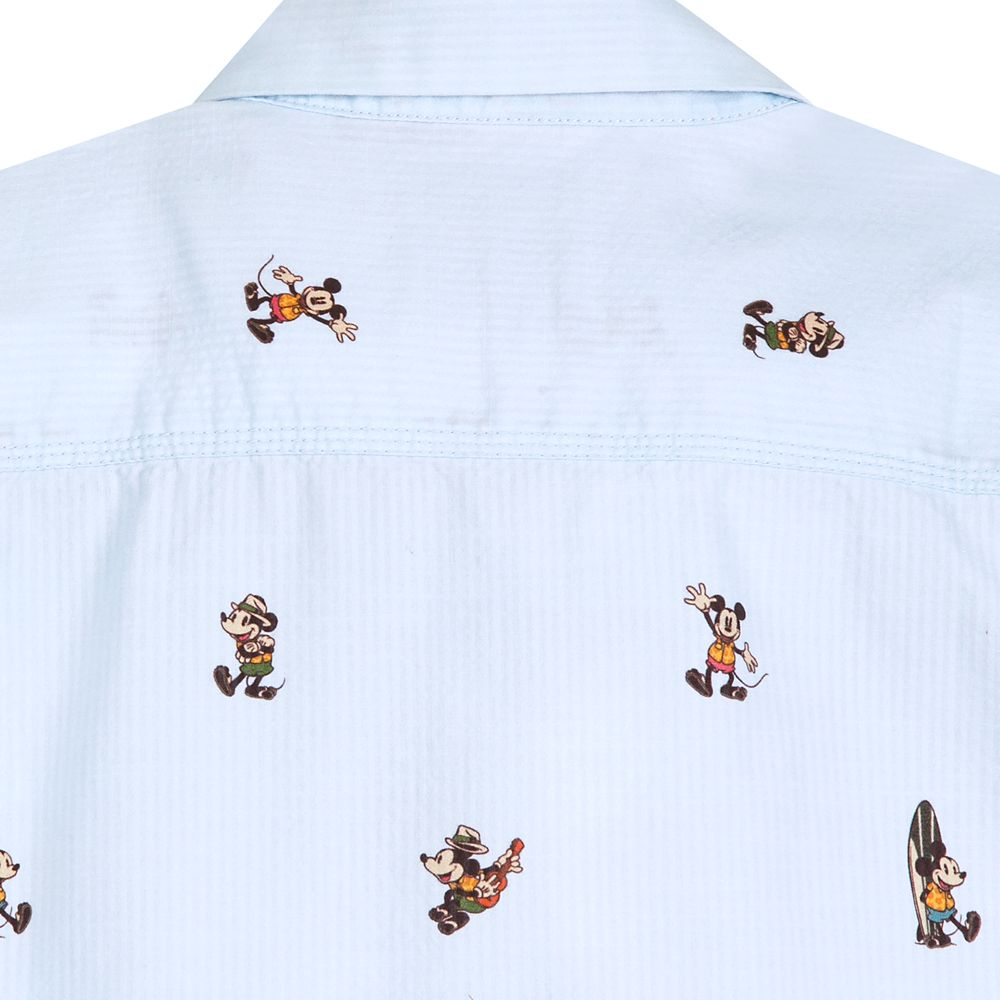Mickey Mouse Shirt for Men by Tommy Bahama