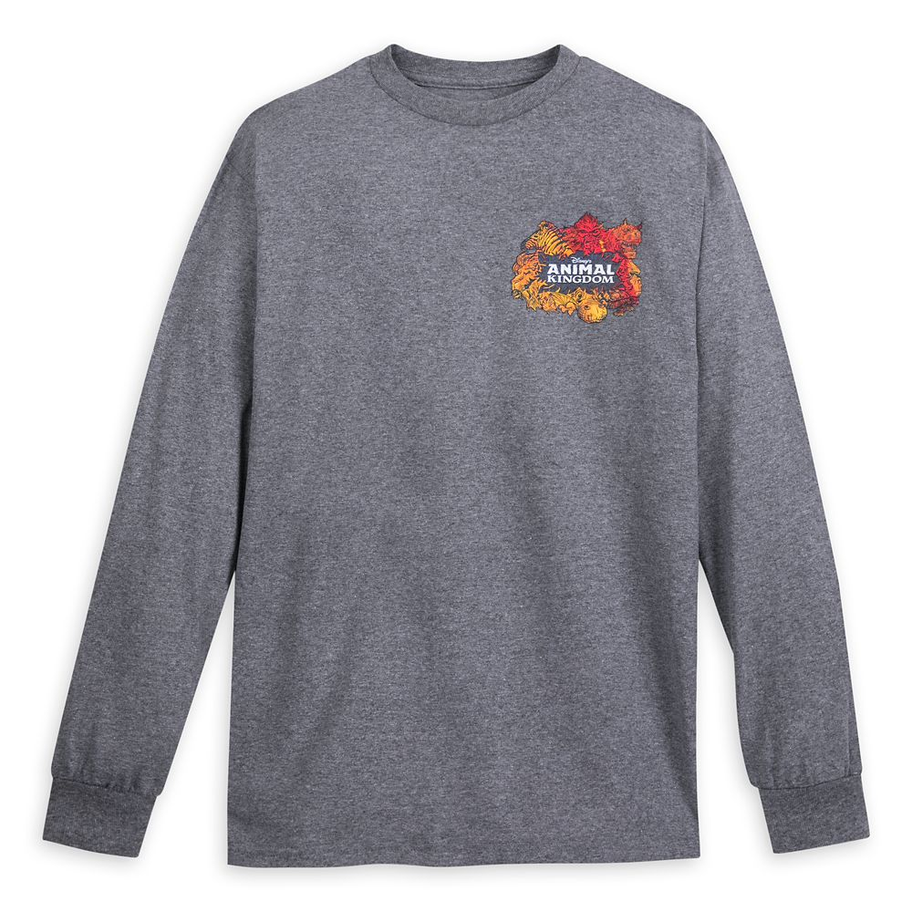 Disney's Animal Kingdom Long Sleeve T-Shirt for Adults