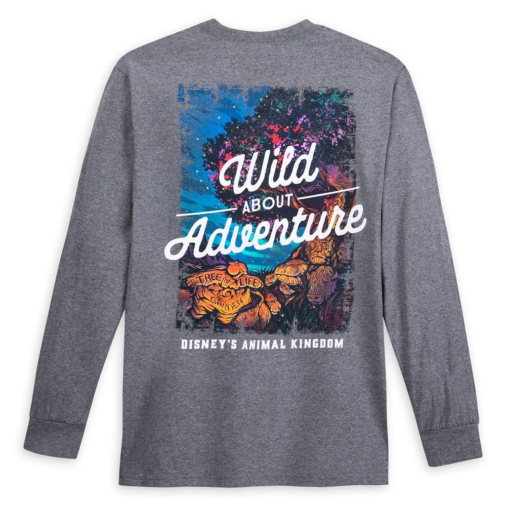Disney's Animal Kingdom Long Sleeve T-Shirt for Adults