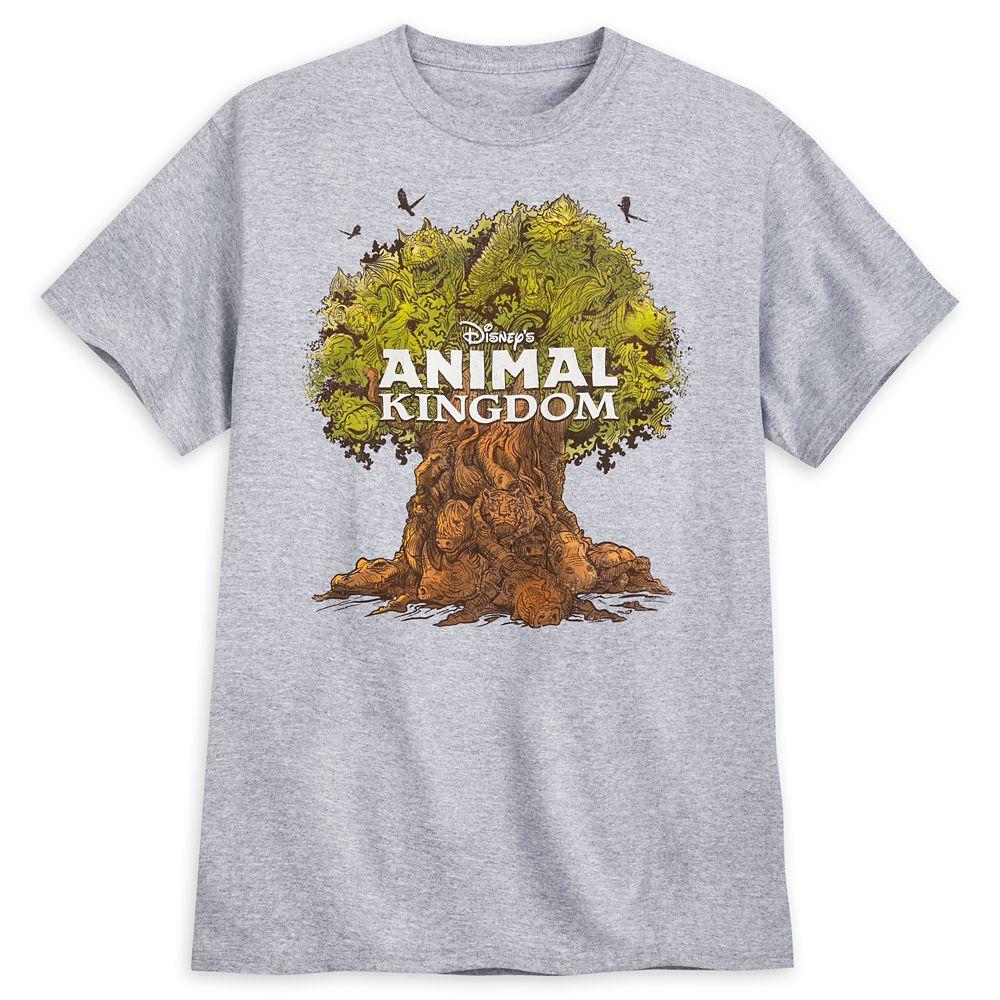 Disney's Animal Kingdom Tree of Life T-Shirt for Adults