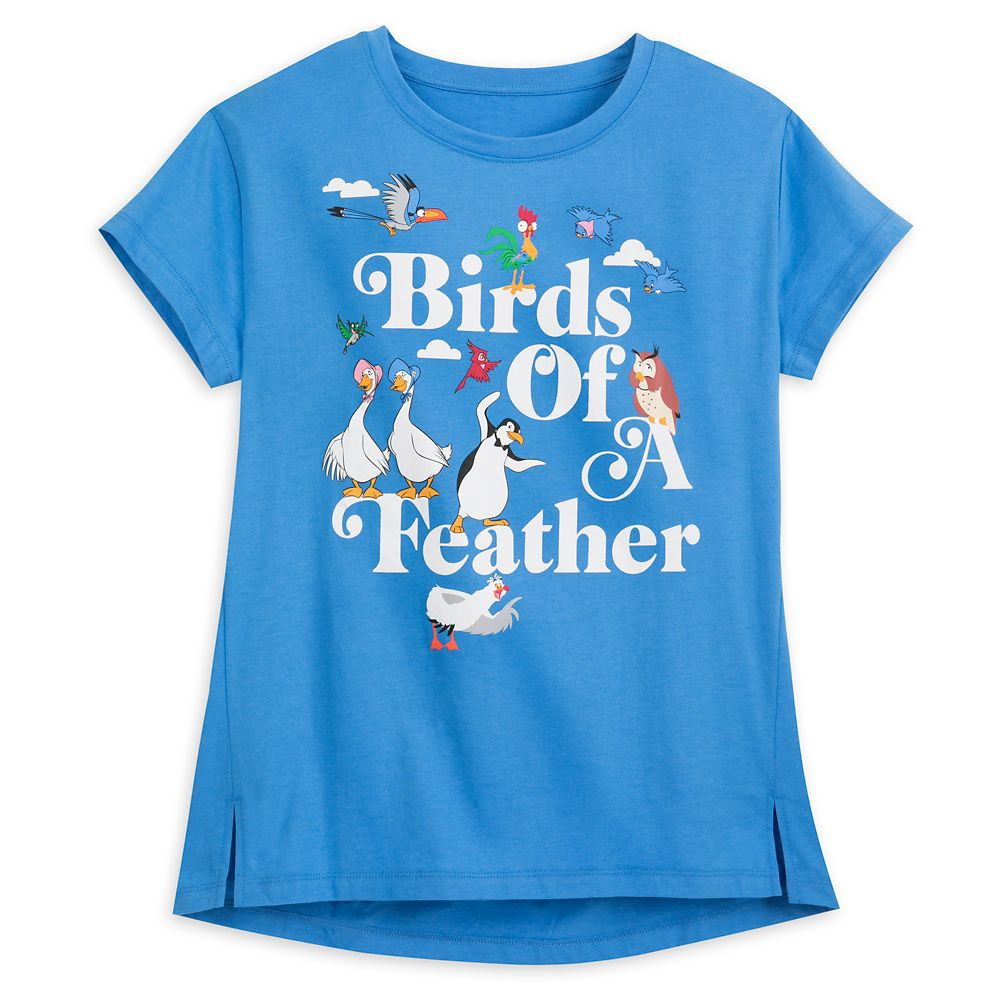 Birds of a Feather T-Shirt for Women