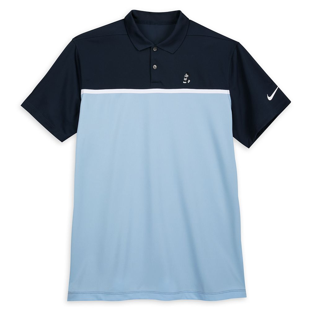 Mickey Mouse Performance Polo Shirt for Men by Nike – Color Block