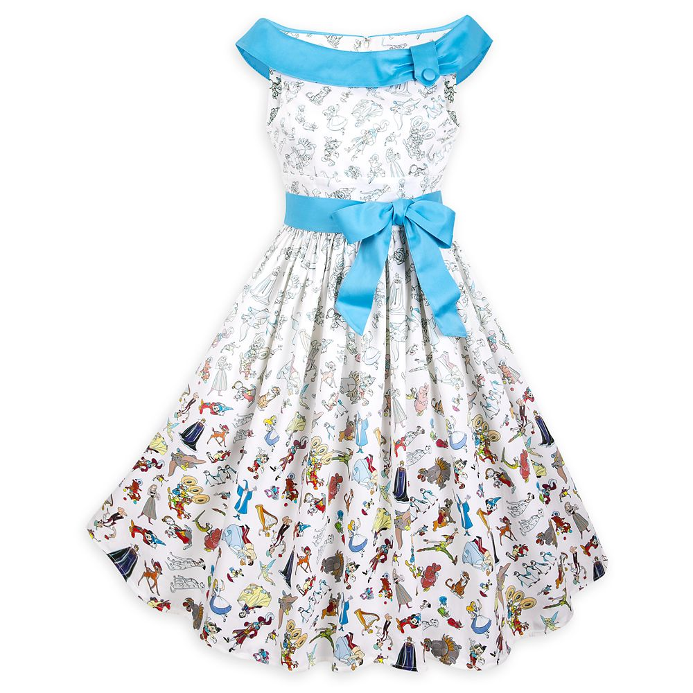 Disney Ink & Paint Dress for Women