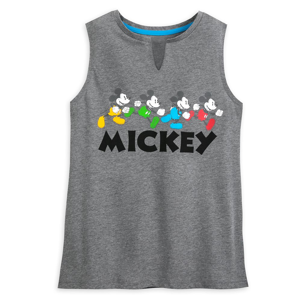 Mickey Mouse Lounge Tank Top for Women