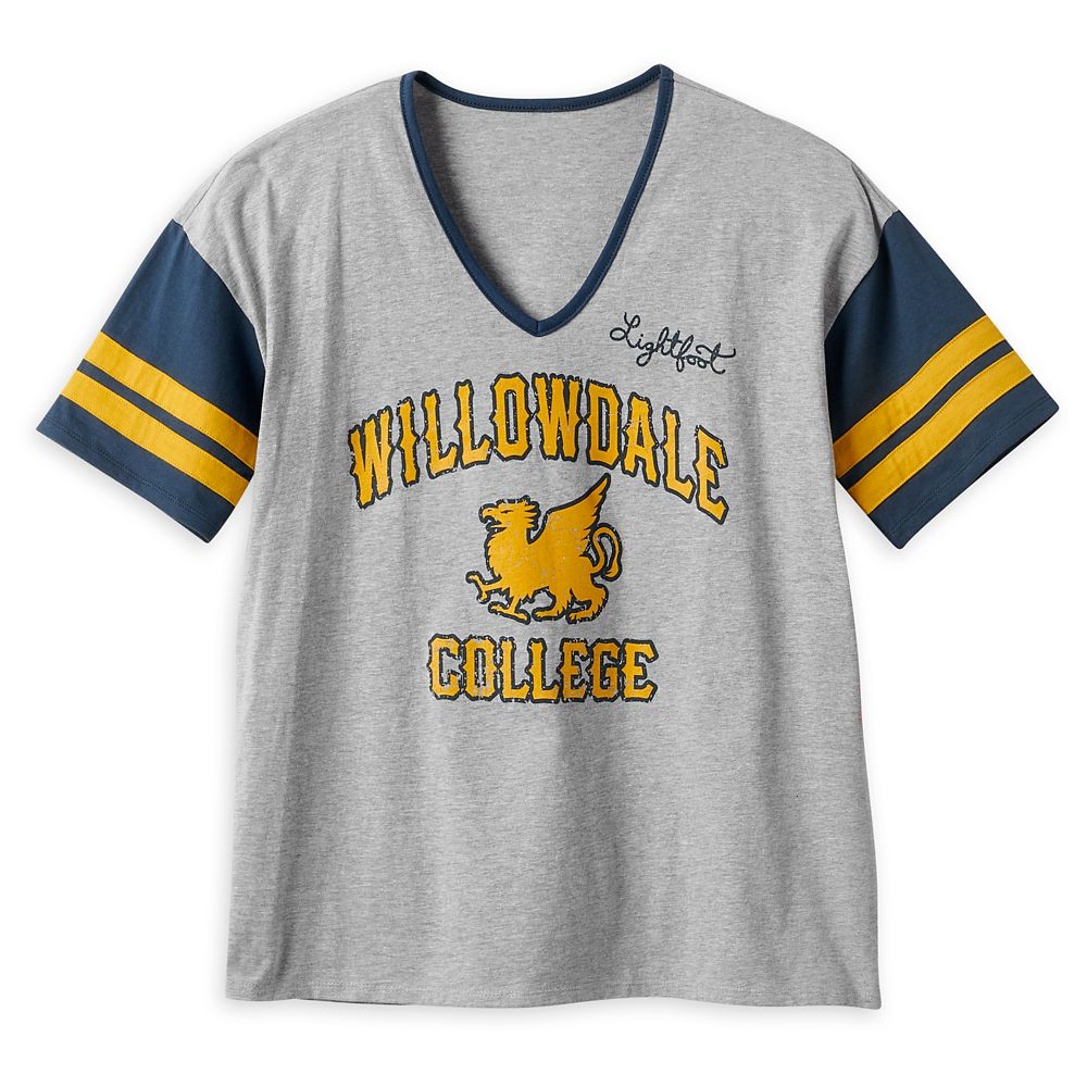 Lightfoot Willowdale College T-Shirt for Women – Onward