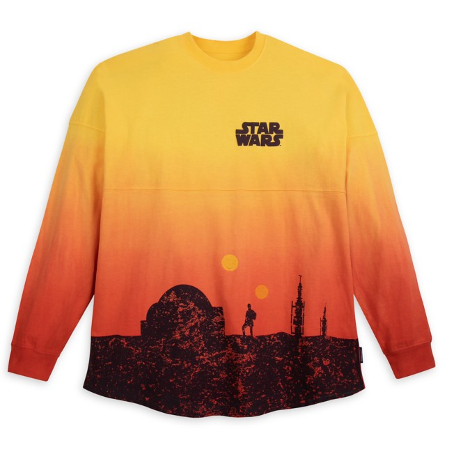 Star Wars Tatooine Spirit Jersey for Adults
