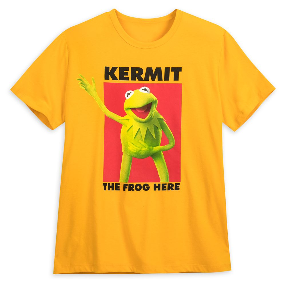 Kermit the Frog T-Shirt for Men