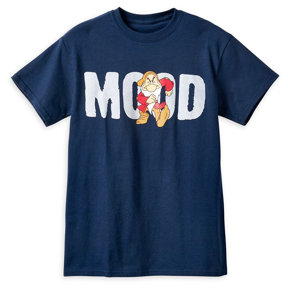 Grumpy ''Mood'' T-Shirt for Adults