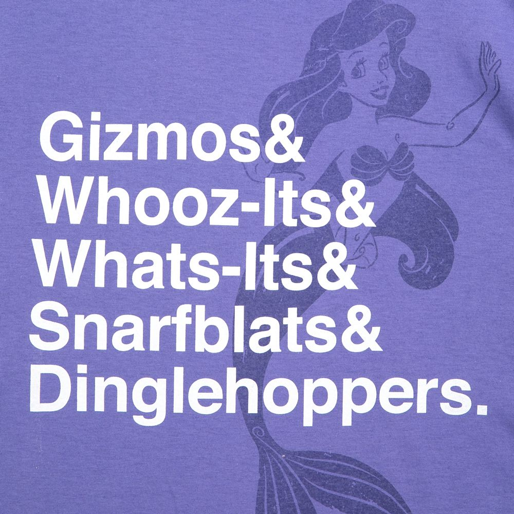 Ariel ''Gizmos'' T-Shirt for Adults