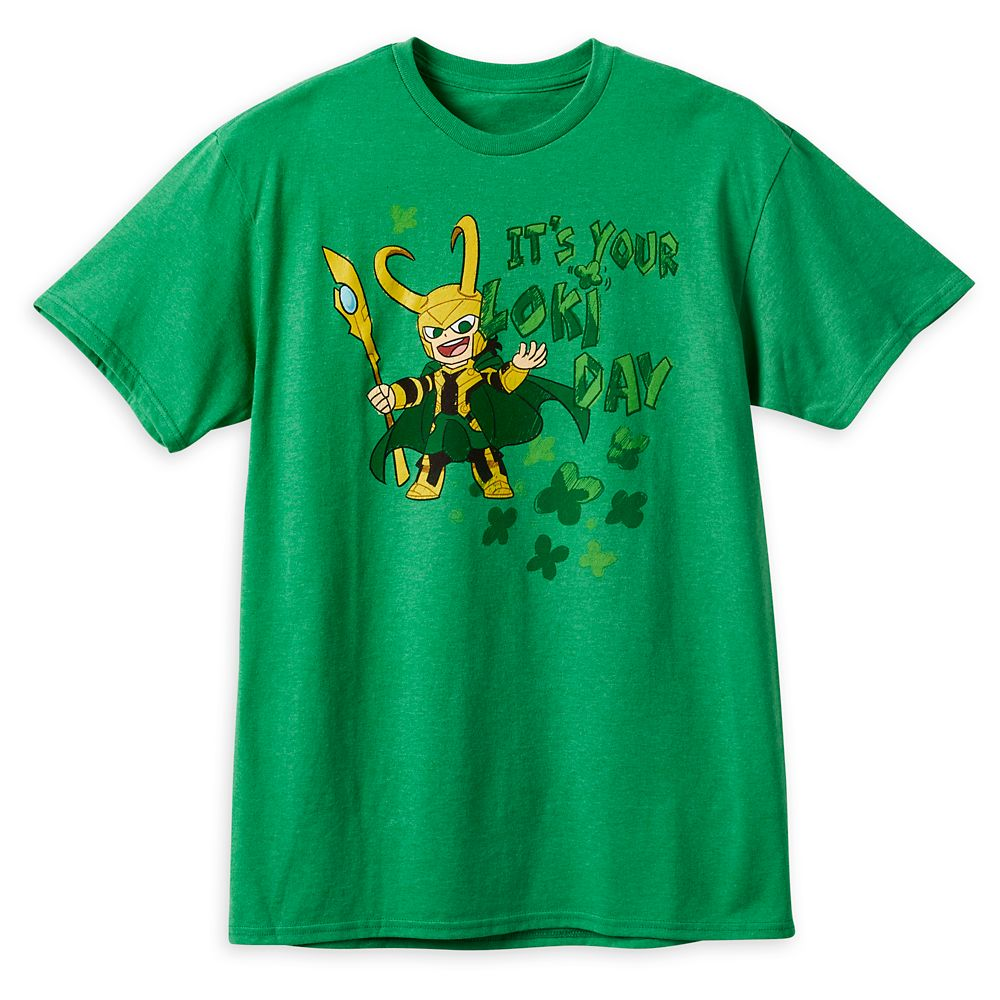 Loki Day T-Shirt for Adults