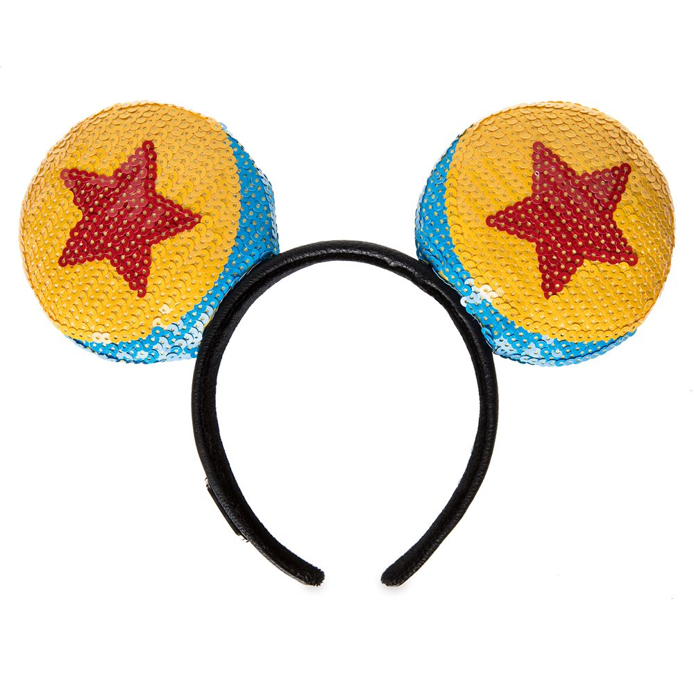 Pixar Ball Ear Headband for Adults by Loungefly